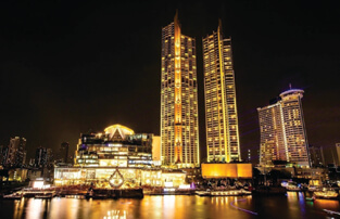 The Residences at Mandarin Oriental