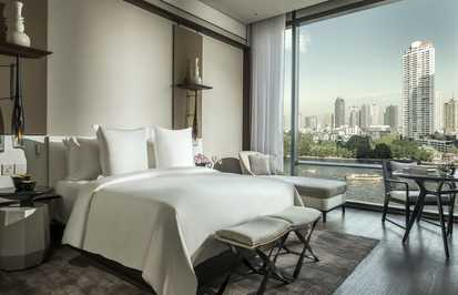 Four Seasons Bangkok unveiling the new stunning hotel in 2020
