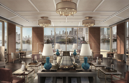 Capella Bangkok: The new waterfront wedding venue for 2020