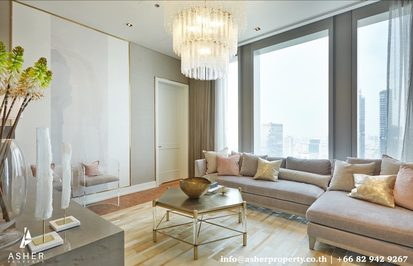 The Ritz Carlton Residences Bangkok