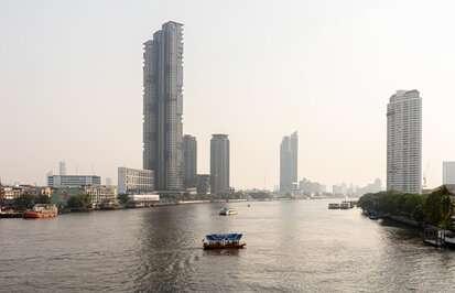 Top 3 Luxury Condos Bangkok worth Ten Billion!