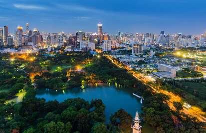 Lumphini Park The Green Spaces of Bangkok